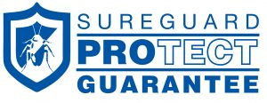 Sureguard protect guarantee label