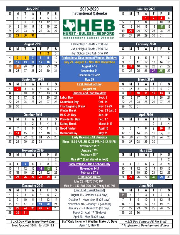 Heb Isd Calendar.Blog Sureguard Termite Pest Control Services