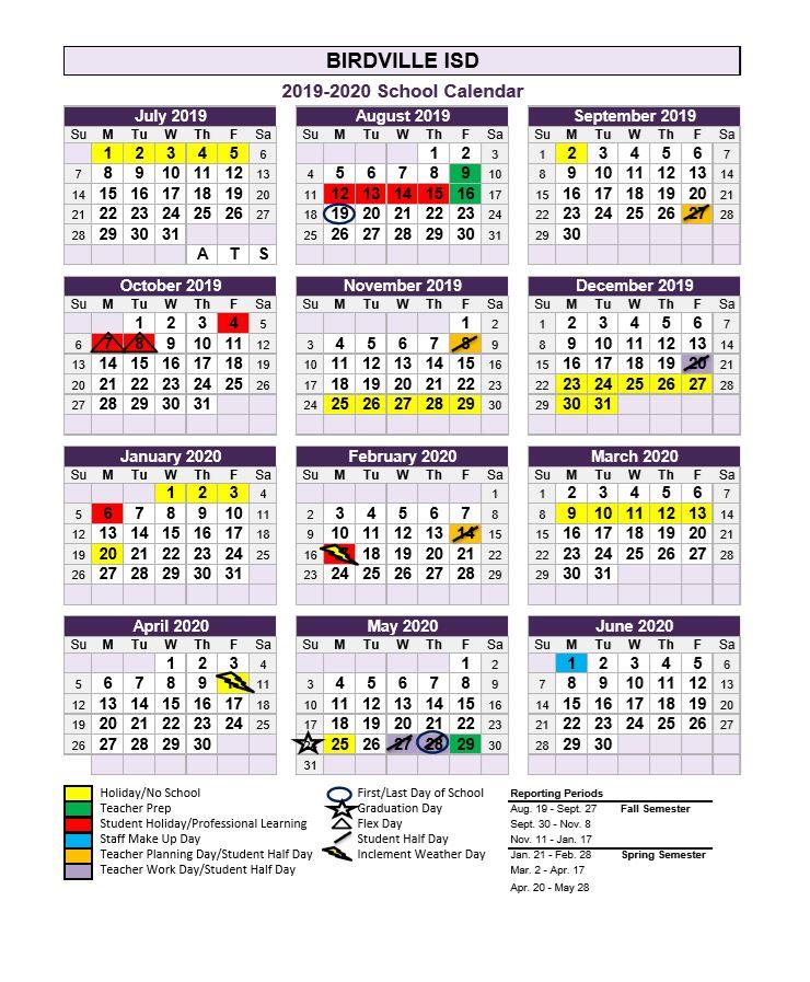 Birdville Isd School Calendar 2019 2020 Sureguard Pest Control