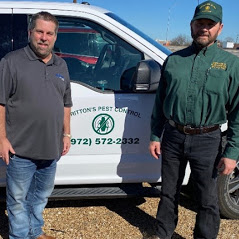 brittons pest control robert and mike